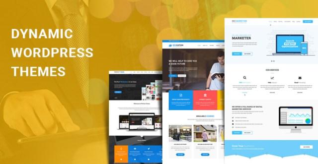 Dynamic WordPress Themes