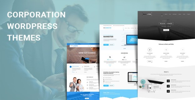 corporation WordPress themes
