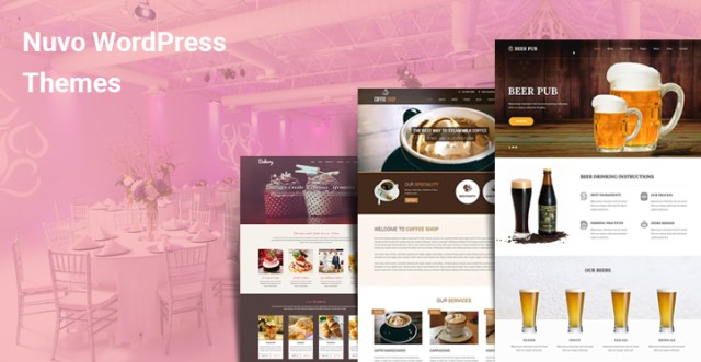 Nuvo WordPress Themes