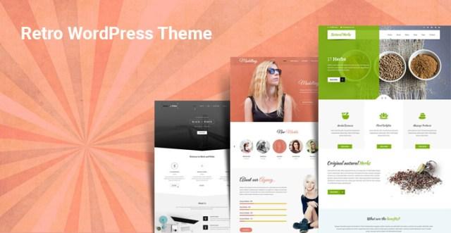 Retro WordPress Themes
