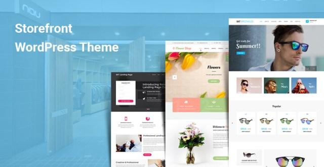 Storefront WordPress Themes