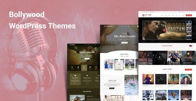 Bollywood WordPress Themes