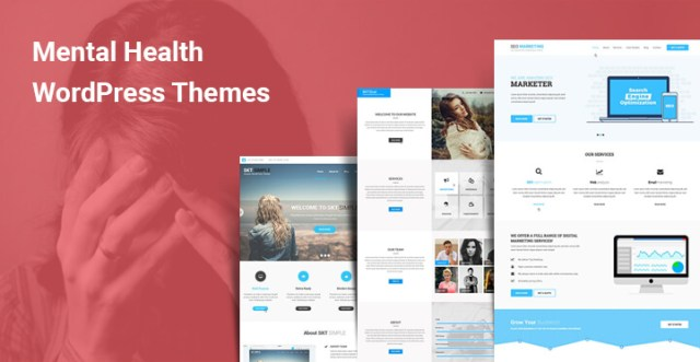 Mental Health WordPress Themes