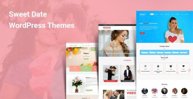 Sweet Date WordPress Themes