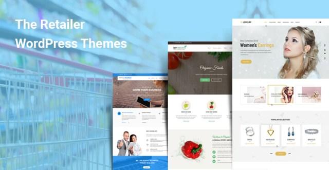 the retailer wordPress themes