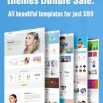 all WordPress themes bundle sale club