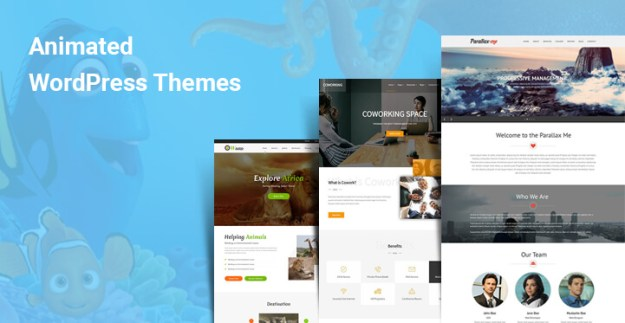 fantasy WordPress Themes