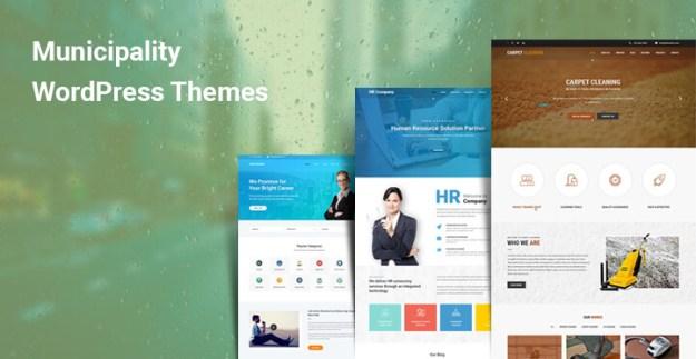 Municipality WordPress Themes