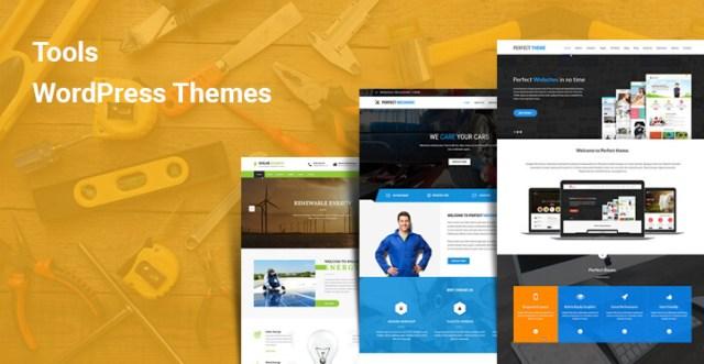 Tools WordPress Themes