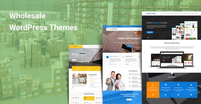 Wholesale WordPress Themes