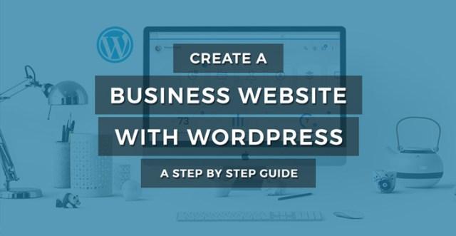 business-website-with-wordpress