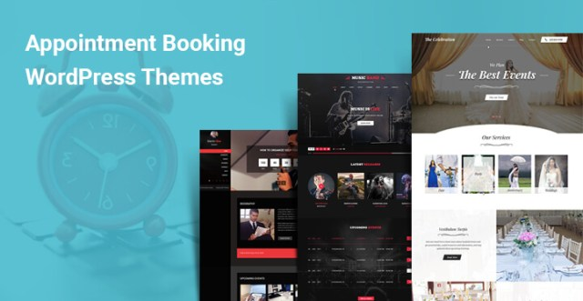 Appointment booking WordPress themes