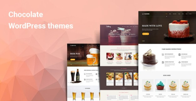 Chocolate WordPress themes