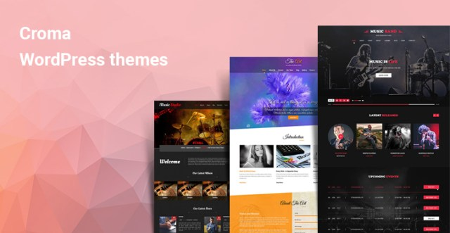 Croma WordPress themes