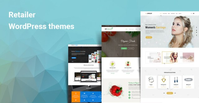 Retailer WordPress theme