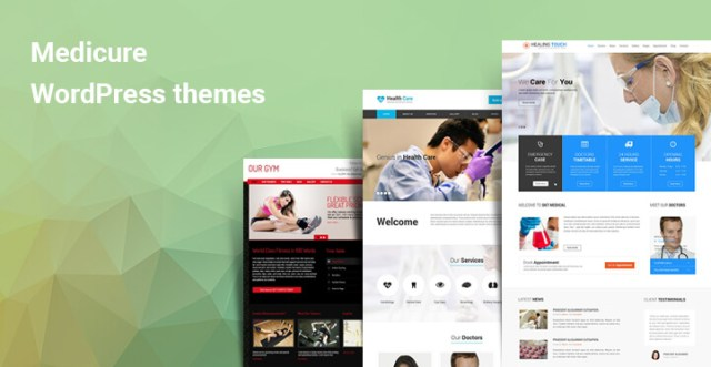 Medicare WordPress themes
