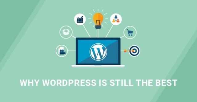 Choose WordPress To Build Your Website