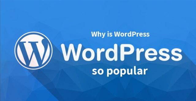 WordPress popular