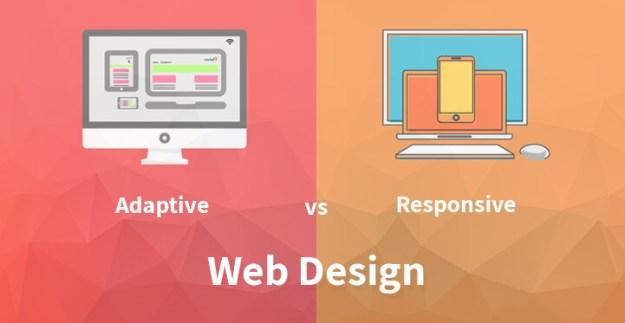 Adaptive vs Responsive Web Design