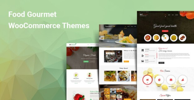Top 13 Organic Food Gourmet Woocommerce Themes For Food Store