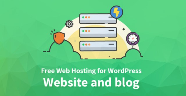 Free Web Hosting for WordPress Website and blog