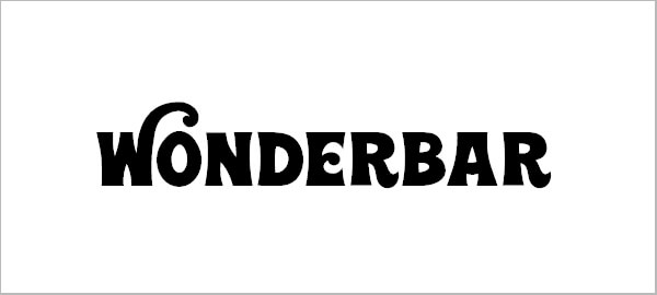 Wonderbar Font