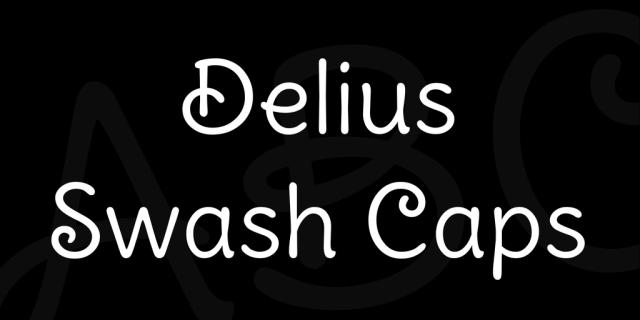 delius swash