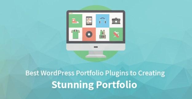 7 Best WordPress Portfolio Plugins 2019 to Creating Stunning Portfolio