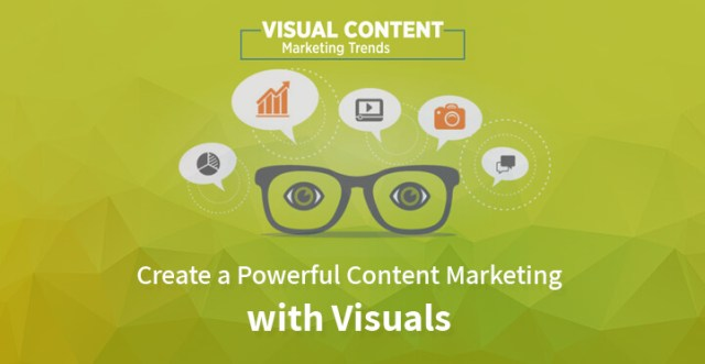 Create a Powerful Content Marketing with Visuals