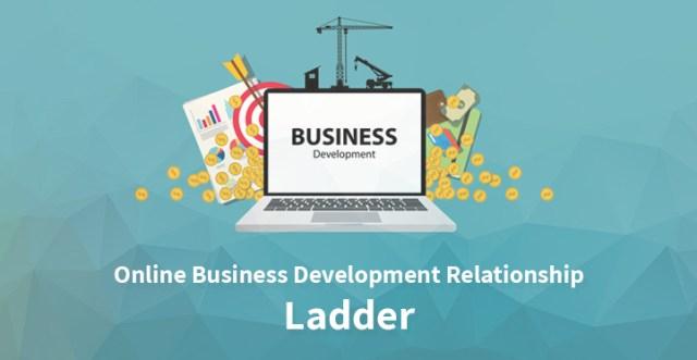 Building effective Business Relationship Ladder