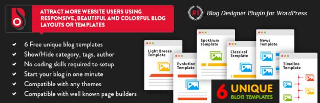 Blog designer