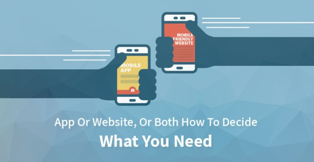 App Or Website Or Both How To Decide What You Need