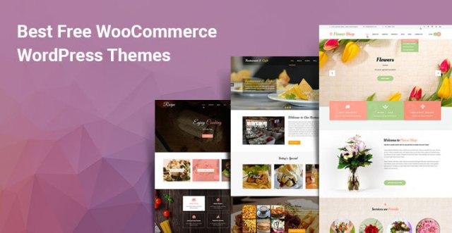 WordPress WooCommerce themes free