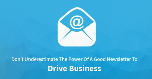 power of a good newsletter