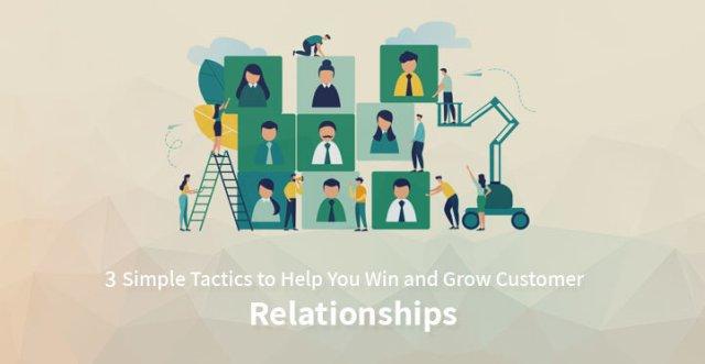 Grow Customer Relationships