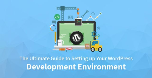 WordPress development environment