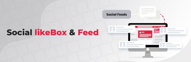 social likebox feed