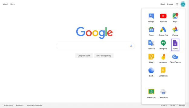 Google Form icon
