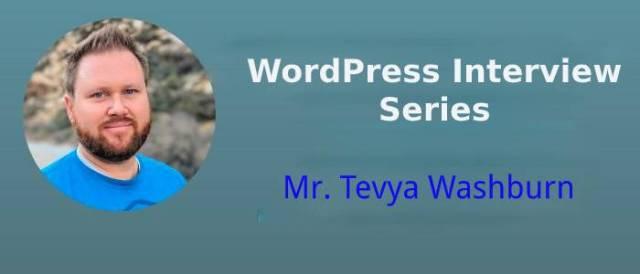 Tevya Washburn