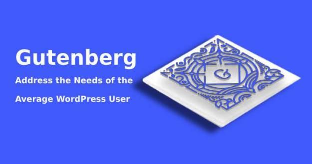 Gutenberg Address