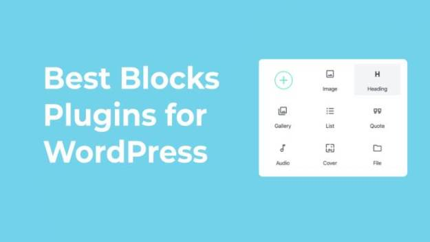 wordpress block plugins