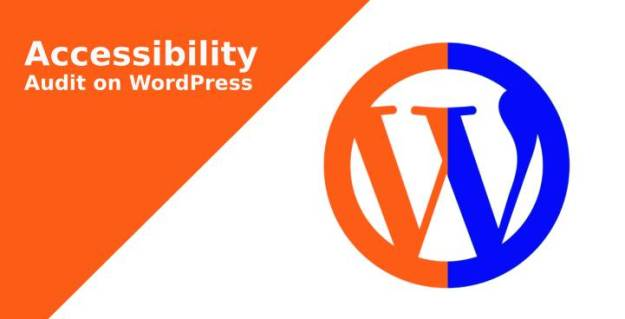 Accessibility Audit on WordPress