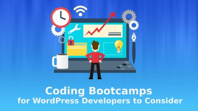 Coding bootcamps for developers