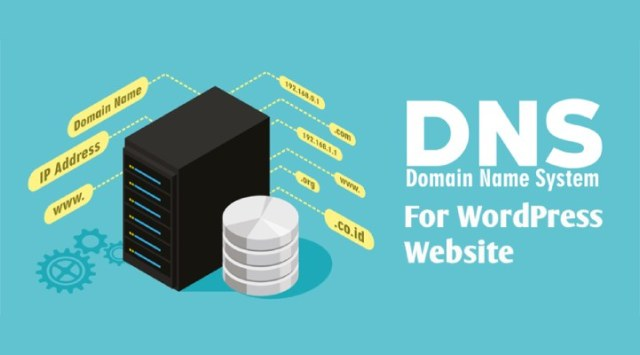 DNS for WordPress site