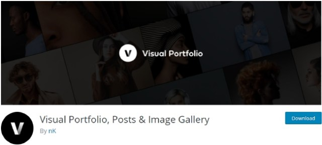 Visual Portfolio, Posts & Image Gallery