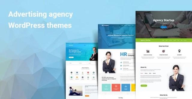 ad agency wordpress themes