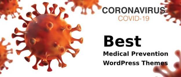 Coronavirus WordPress themes