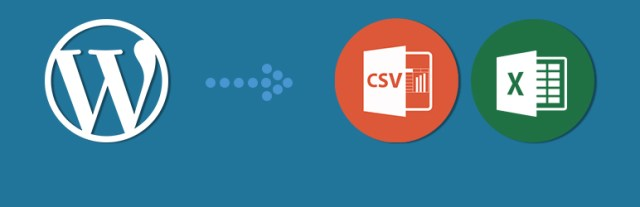 Simple CSVXLS Exporter