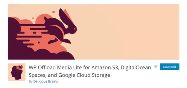 WP Offload Media Lite