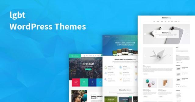 lgbt WordPress themes